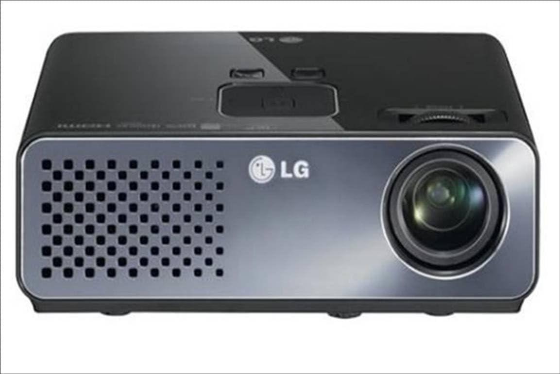 LG HW300Y, 300 Lúmenes del ANSI, DLP, WXGA (1280x800), 1016 ...