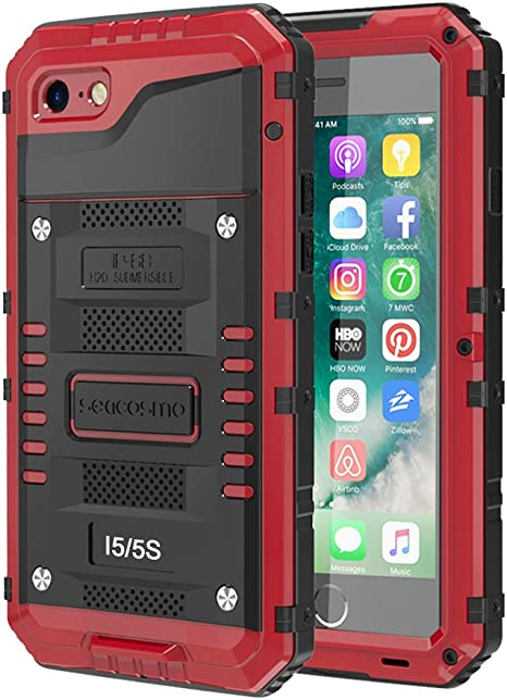 cover iphone 5 impermeabile amazon