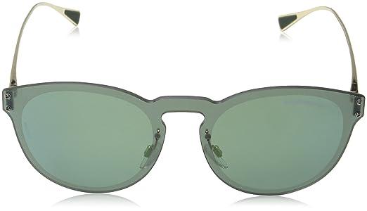 Amazon.com: anteojos de sol emporio armani EA 2049 30136r ...
