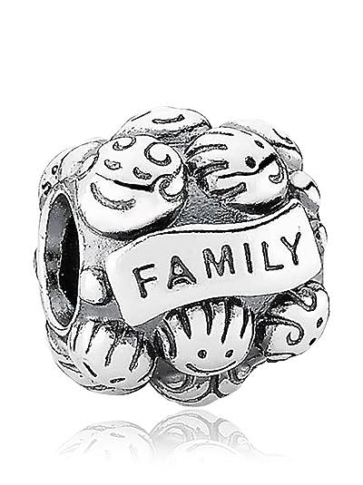 Pandora Women s 925 Sterling Silver Family Charm Bead  Amazon.co.uk   Jewellery 4320613929