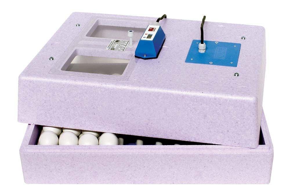 Brutmaschine Modell 3000 Digital mit vollautomatischer Wendung Eierart H/ühner//Enten
