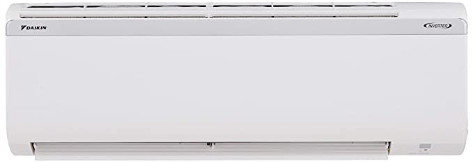 Daikin 1.5 Ton 3 Star Inverter Split AC (Copper, ATKL50TV, White)