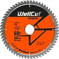 Wellcut WC-C1903060 - Hoja de sierra para tct