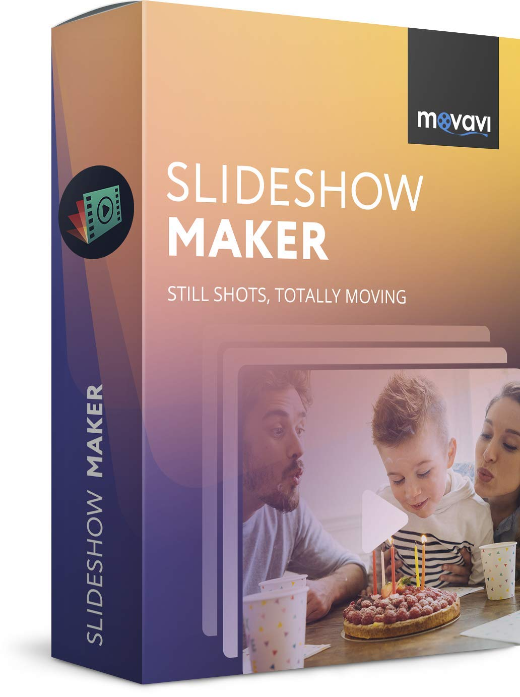 Slide Show Maker 5 [PC Download] by Movavi Software Inc