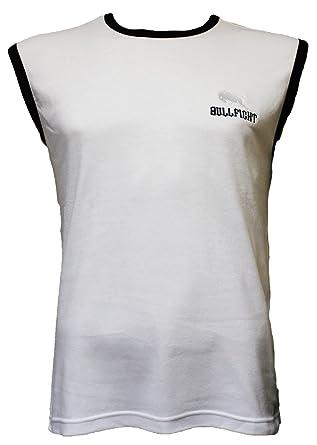 c6ce6d63fafe62 G-G Fashion Herren Achsel Shirt Ärmellos Hemd Baumwolle Tank Top Muskel  Shirt Aufnäher Gr. S-XL  Amazon.de  Bekleidung