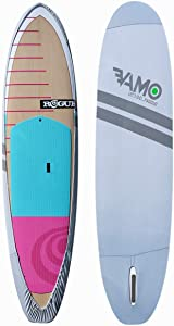 VAMO Stand Up Paddleboard 4-Way Stretch, UV Board Cover for Paddleboards, Kayaks and Surf Boards