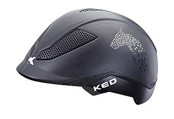 Amesbichler KED – Casco de equitación Pina Cycle & Ride para los Reitsport y bicicleta de