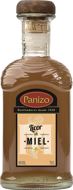 Panizo Licor Orujo Miel de 17º - 70 cl