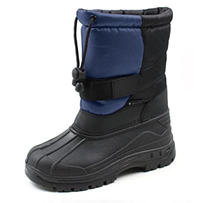 Mobesano Cold Weather Snow Boot (Toddler/Little Kid/Big Kid) Many Colors