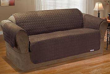 Ordinaire QuickCover Waterproof Sofa Protector, Bark