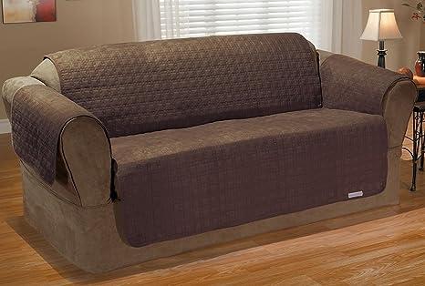 Amazon.com: quickcover Protector de Sofá impermeable: Home ...