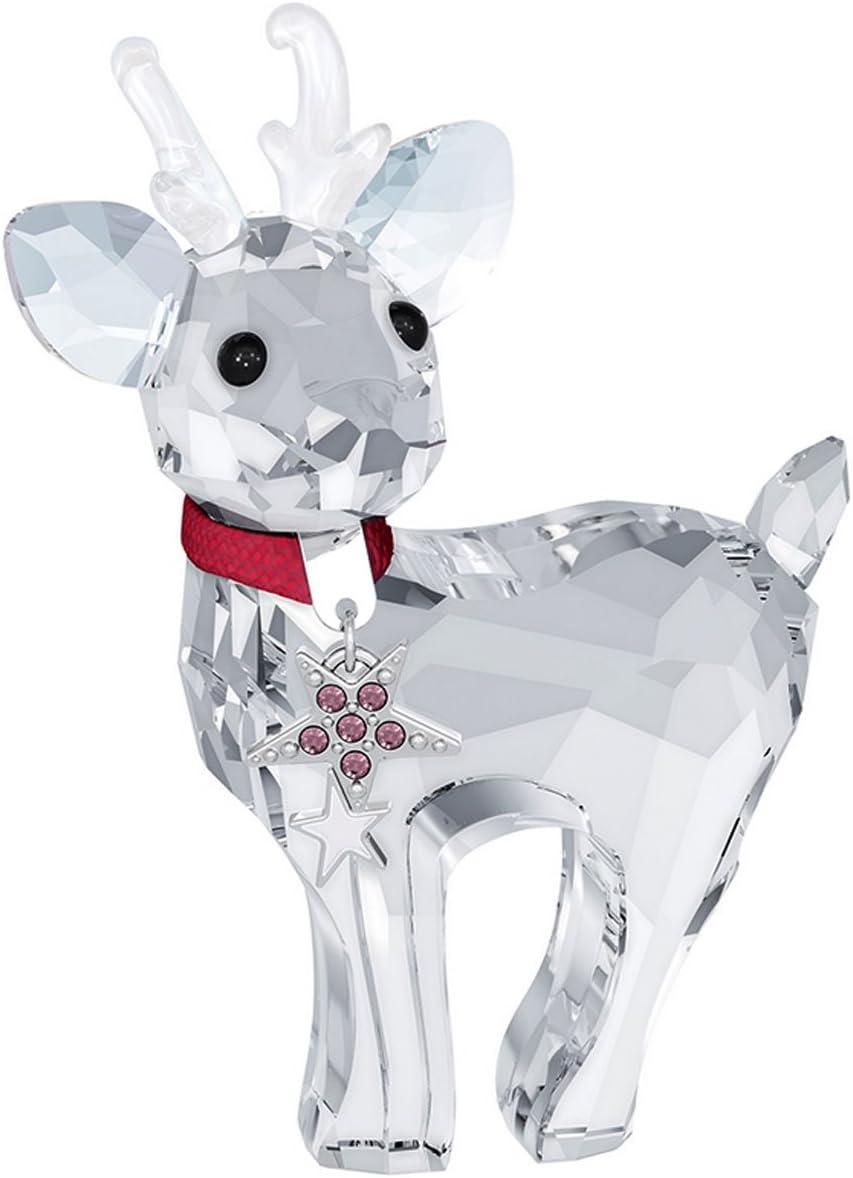 SWAROVSKI Baby Reindeer Figurine