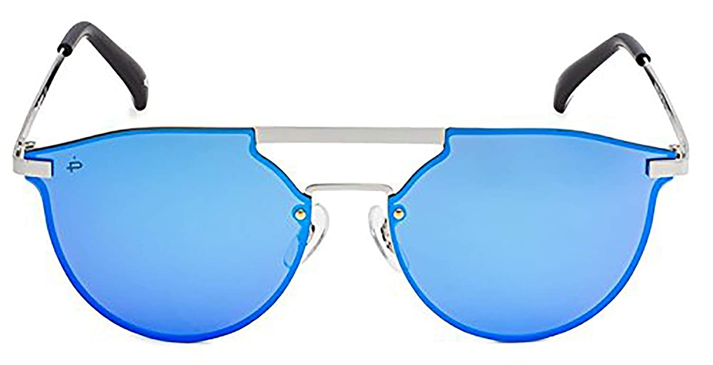 "cd1cc296040 Amazon.com  PRIVÉ REVAUX ICON Collection ""The Parisian"" Designer Polarized  Round Sunglasses  Clothing"