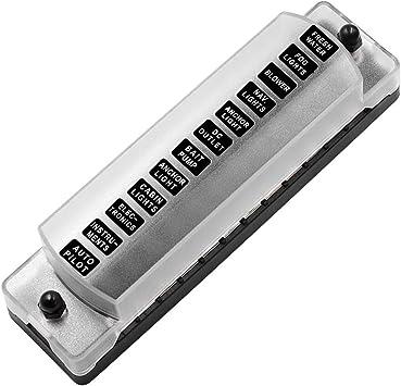 Fusible caja de fusibles positivo y negativo CS-978A2 FB1902 1 En ...