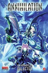 Annihilation 02 - Les Férauts de Galactus par Keith Giffen