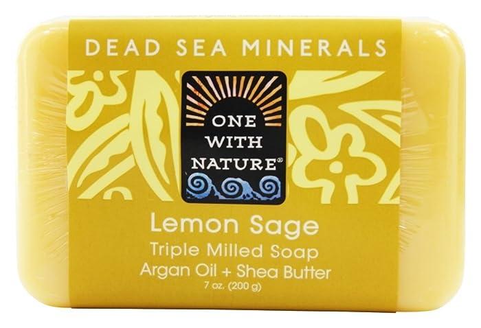 The Best Nature Beauty Lemon Soap