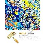 IPIC-Abstract-Jackson-Pollock-Style-Artwork-Giclee-Print-on-Canvas-Wall-Art-for-Home-Decor-36x24x15