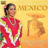 Traditional Music From Mexico by Del Tecnologico De M Estampas De Mexico (2009-01-13)