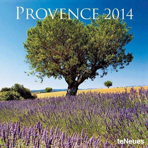 2014 Provence Mini Wall Calendar ()