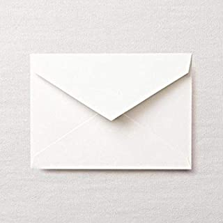 product image for Crane & Co. Pearl White #1 Corinne Envelope (AE1111A)