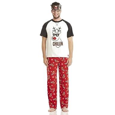 efinny deer printed matching family christmas pajama sets lounge wear sleepwear for mom dad kids