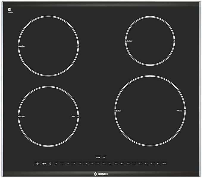 Bosch PIE675N24E hobs Integrado Con - Placa (Integrado, Con placa ...