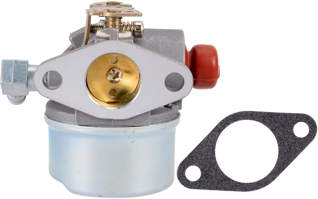 uxcell 640278 Carburetor Carb for Tecumseh 640278A 640214 640149 Fits LEV115 LEV120 Engine w Gasket