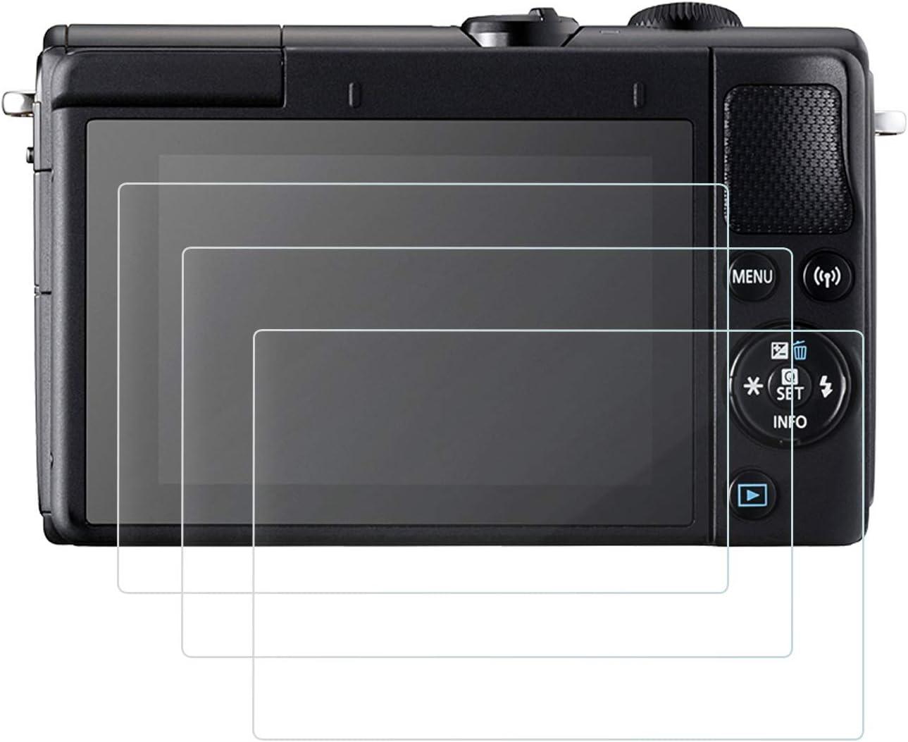 Futheda Displayschutzfolie Kompatibel Mit Eos M6 M50 Kamera