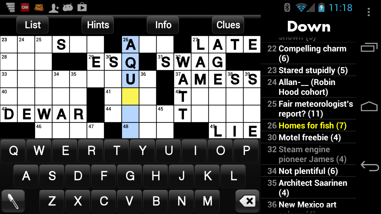 Amazon Crosswords Appstore For Android