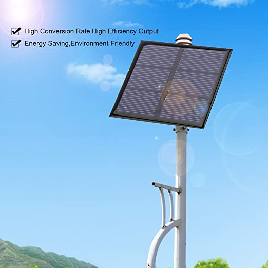 1.5V 465mA Chargeur de module dalimentation portable /à panneau solaire portable bricolage projets de puissance /à la maison de bricolage Mini cellules solaires jouets et chargeurs de batterie 70 *