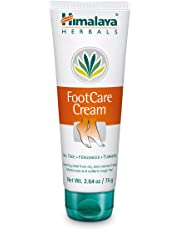 Himalaya Foot Care Cream for Dry and Cracked Heels, 2.64 Oz. / 75 g