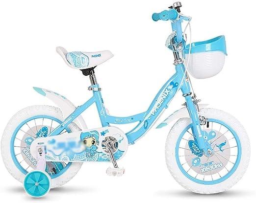 MDBYMX Bicicleta Infantil Bicicletas Infantiles Pedales for niñas ...
