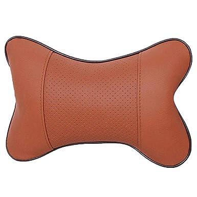 Lanbter 1PC Car Seat Neck Pillow Neck Rest Cushion Headrest Pillow Pad Seat Cushions for Neck Pain Relief