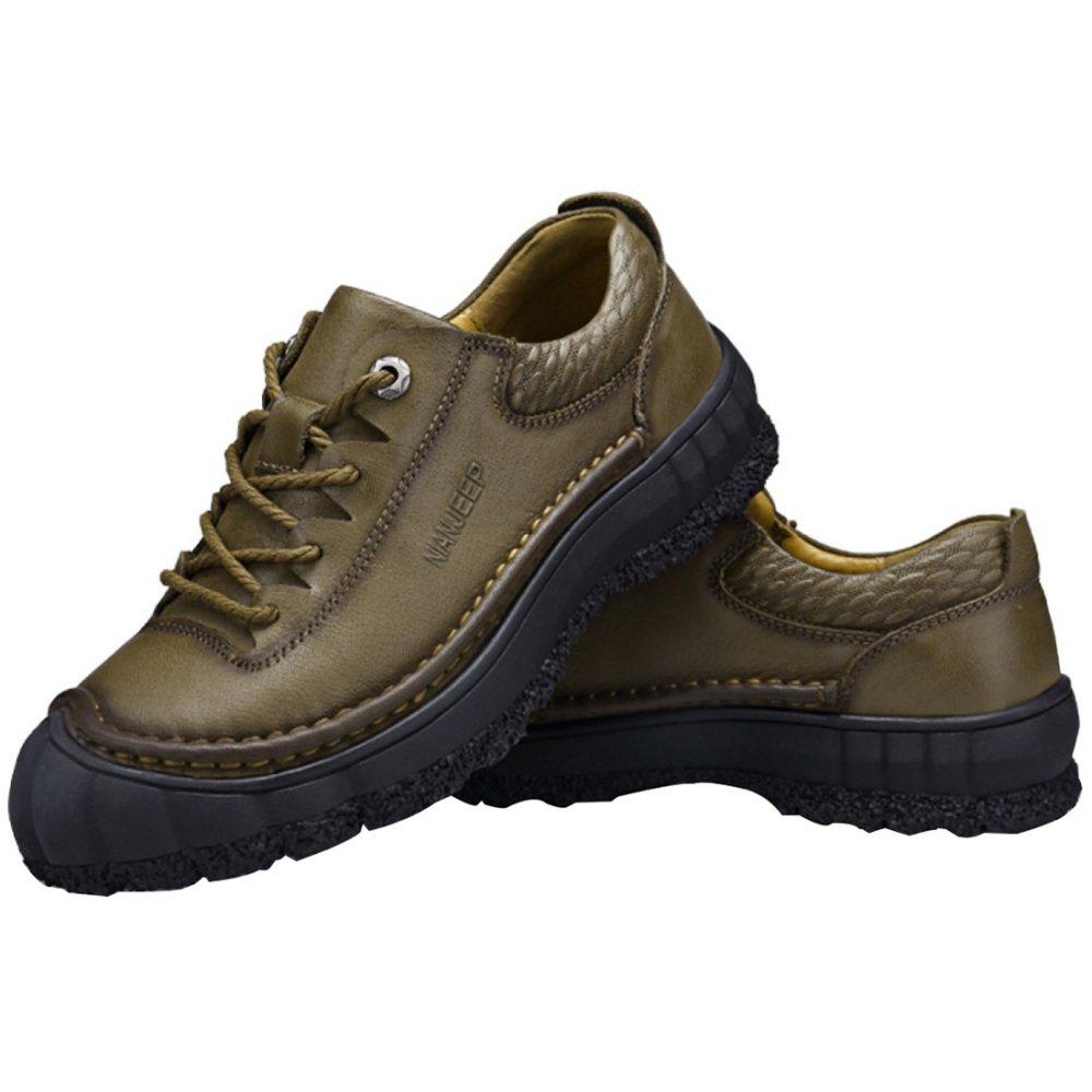 MYXUA Zapatos De Escalada Al Aire Libre Para Hombres Zapatos Ocasionales De Negocios 43EU/10US|3