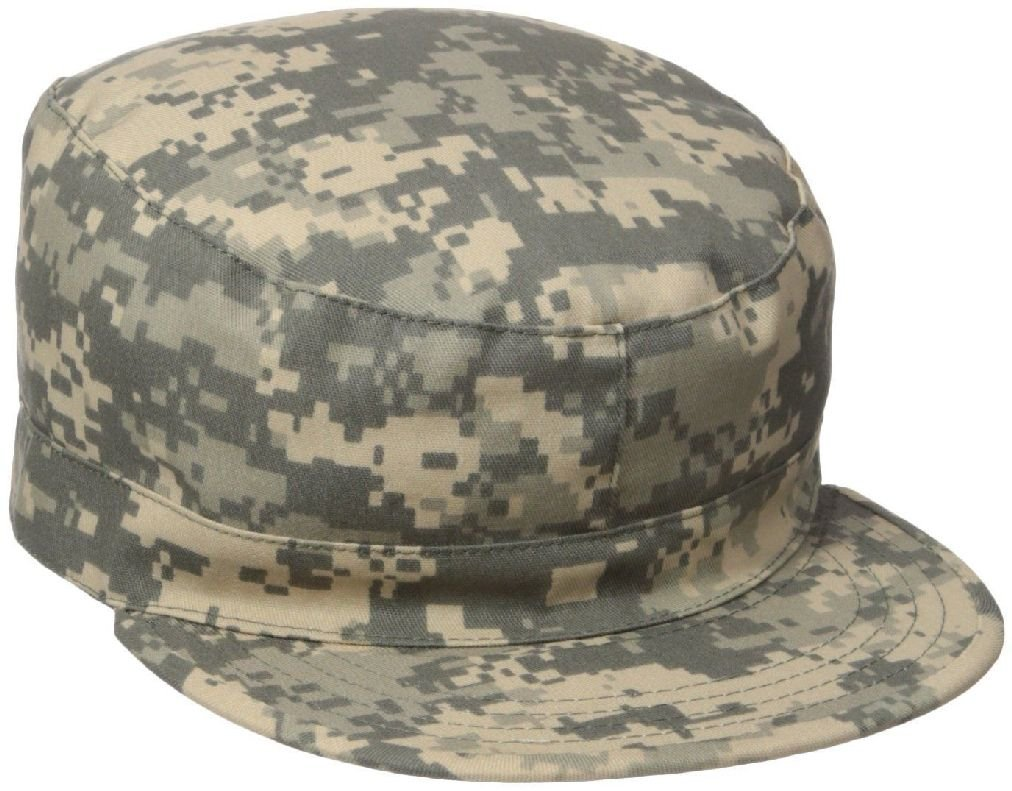 61a4d533b Military Fatigue Cap Tactical Uniform Hat Army Field Patrol Camouflage  Fitted