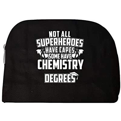 Not All Superheroes Have Capes Chemistry Degrees - Cosmetic Case