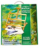 Winsor and Newton Complete Oil Color Painting Set