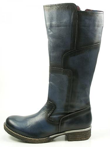 go green Berlin 1 207 15 Damen Schuhe Boots Stiefel