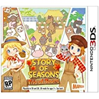 Story of Seasons: Trio of Towns for Nintendo 3DS by Xseed