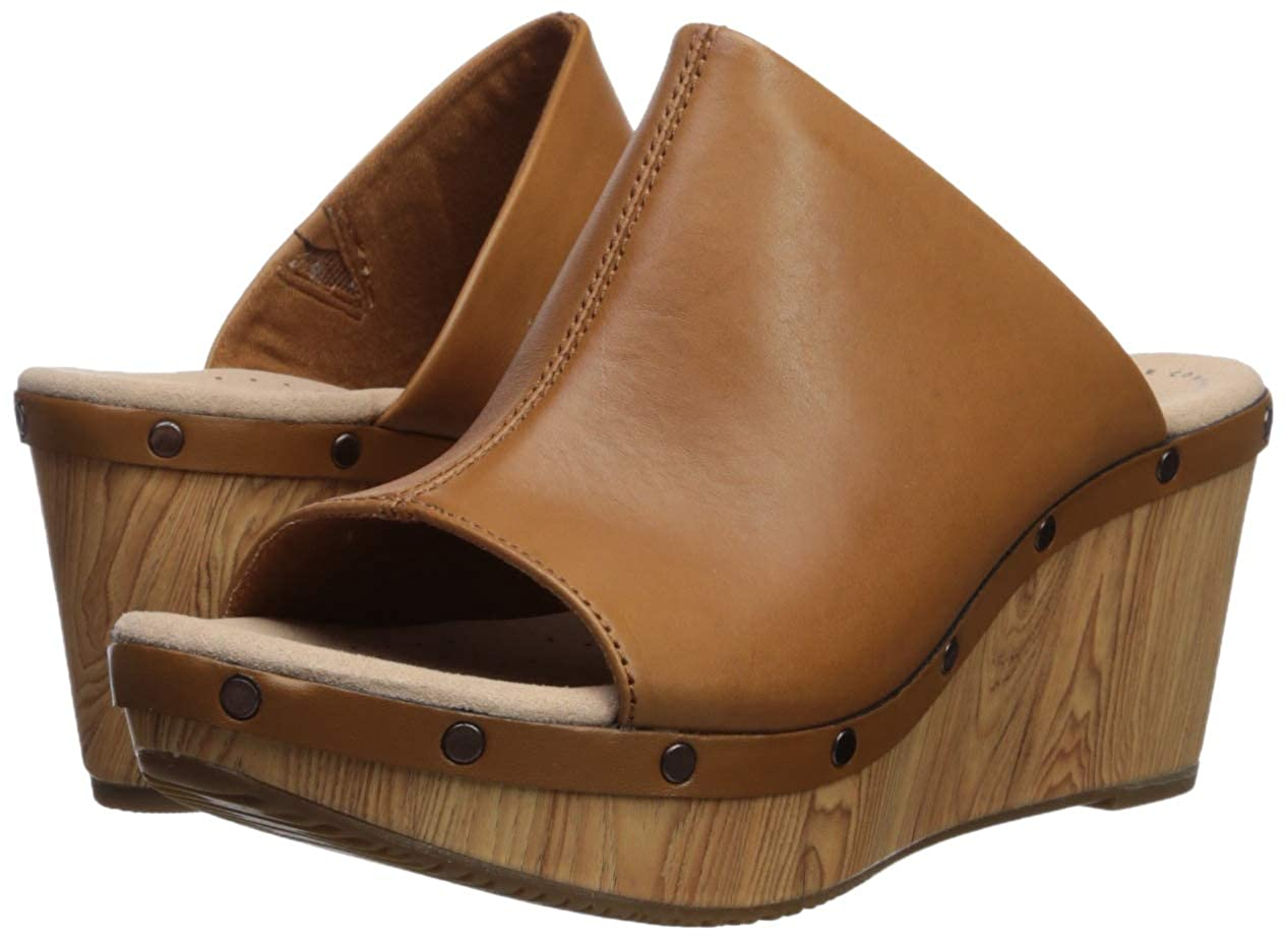 511e14e1792f Clarks Women s Annadel Molly Wedge Sandal  Buy Online at Low Prices in  India - Amazon.in