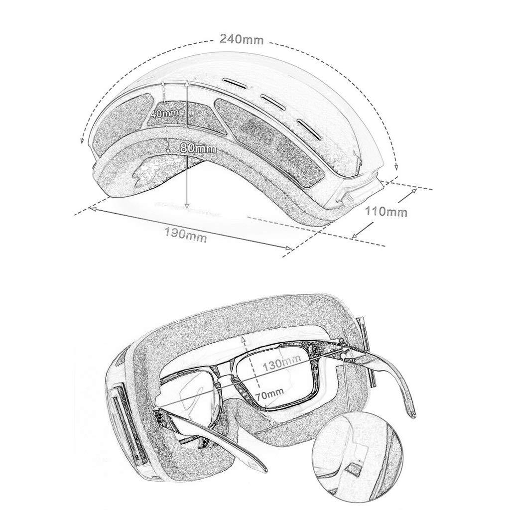 Unbekannt Erwachsene Ski-Brille Ski-Brille Ski-Brille Doppel Anti-Fog Outdoor Windproof UV-Schutz Große kugelförmige Brille B07L5K8XSW Skibrillen Für Ihre Wahl aa62e3