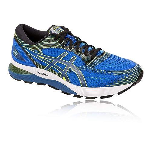ASICS Gel-Nimbus 21 Running Shoe - SS19-12.5 Blue  Amazon.co.uk ... c5ef70db7