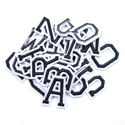 2in*2in//5cm*5cm Embroidered Iron On Patch Sew On Badge Emblem Logo Transfer
