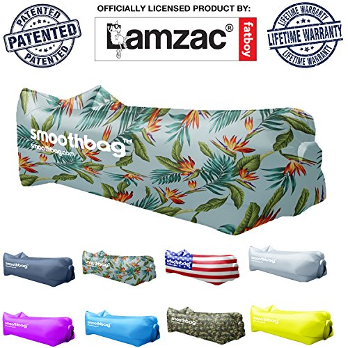 Inflatable Lounger and Indoor Outdoor Sofa: Lazybag Air L...