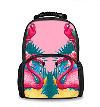 Girl Kids School Summer Large Capacity Backpack Fashion Students Travel