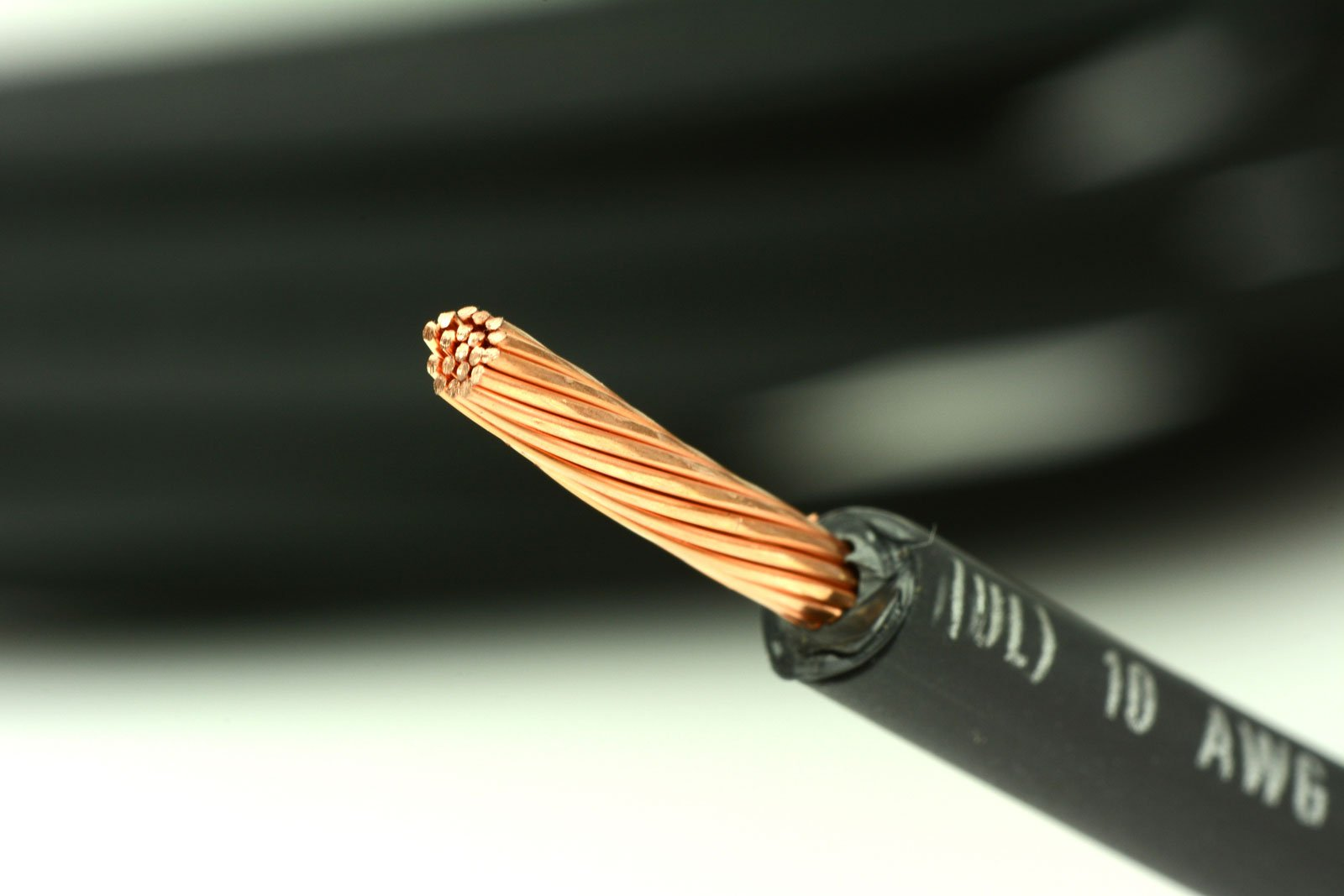 Temco 10 AWG Solar Panel Wire 250' Power Cable Black UL 4703 Copper Made in USA PV Gauge by Temco (Image #2)