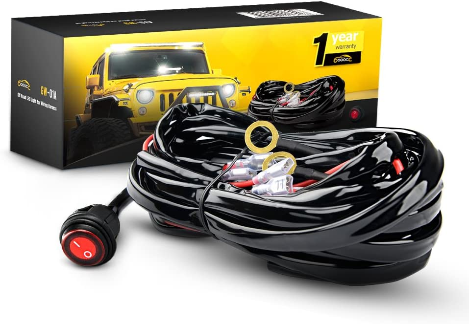 61ZoKNvBt%2BL._AC_SR201266_ amazon com wiring harnesses electrical automotive  at n-0.co