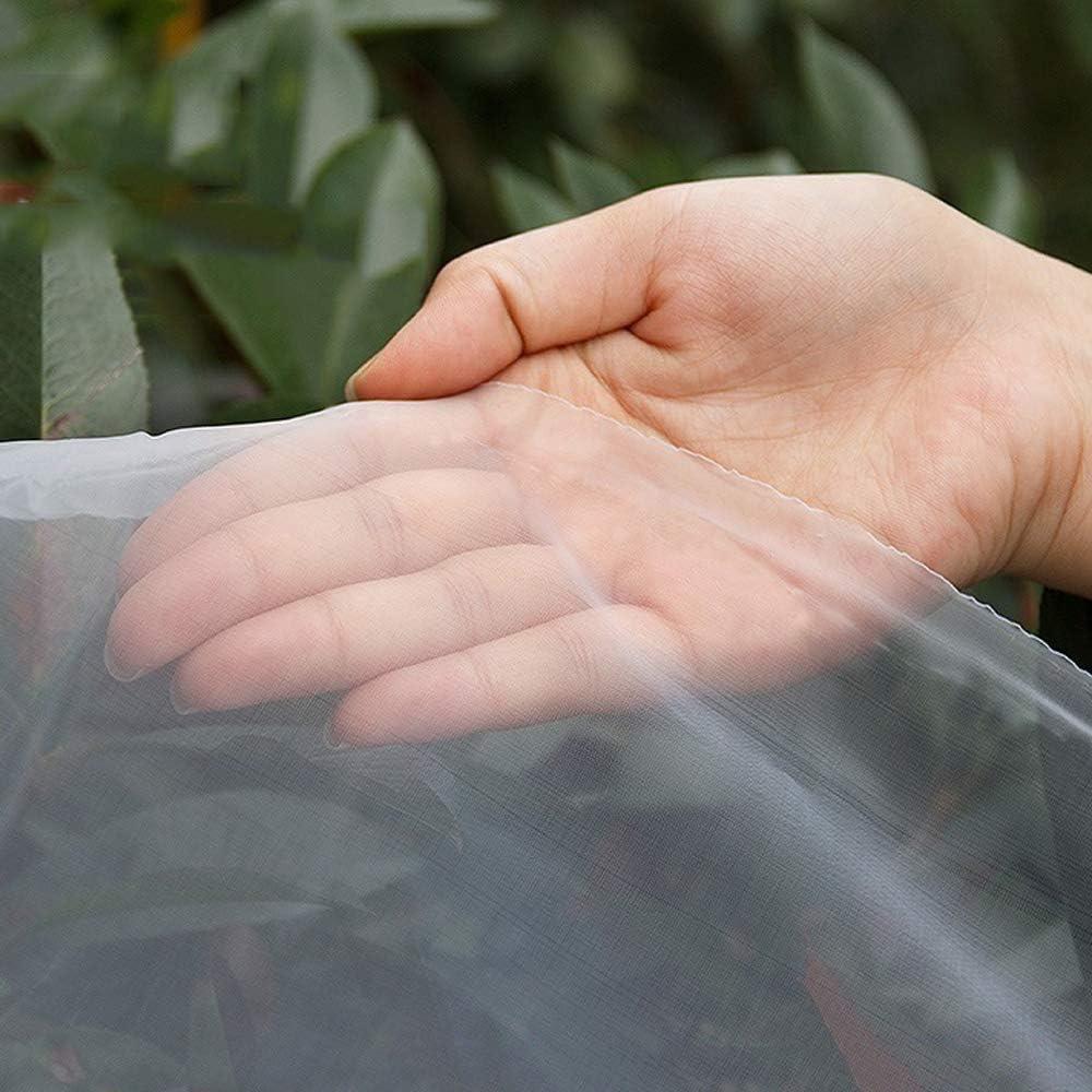 engrosados y encriptados,40 Mesh,1x4m protegen el Invernadero y la Familia contra Insectos y Insectos mosquiteras Mallas LIBWX Mallas para Insectos 3.3x13.1ft mosquitas antimosquitos