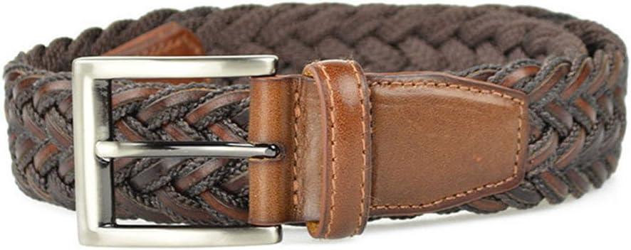 Crystalzhong-MW Mens Leather Strap Waistband Lounge Leather Waistband Leisure Mens Genuine Leather Belt Foreign Trade Source Formal Belt