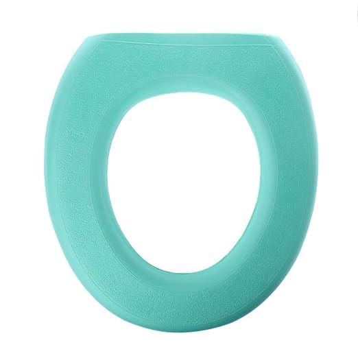 Funda para asiento de inodoro con tapa superior de goma EVA ...